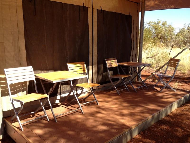Unpowered Dorm Style Eco Tent