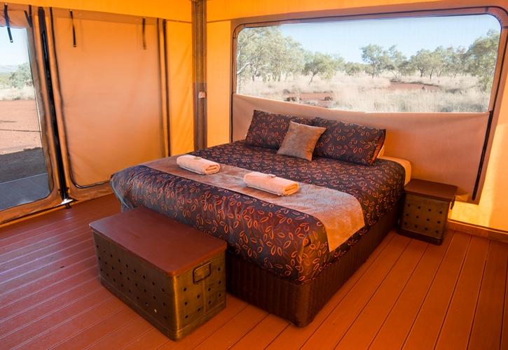 & Karijini Luxury Tents